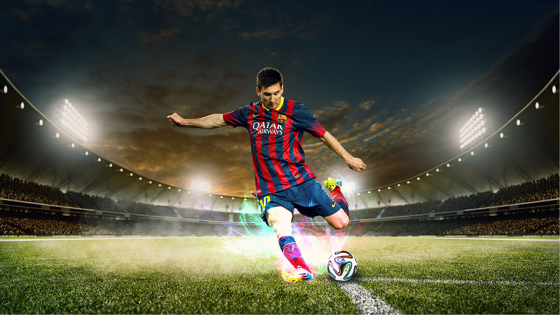 Free Soccer Wallpaper: Lionel Messi HD Wallpapers