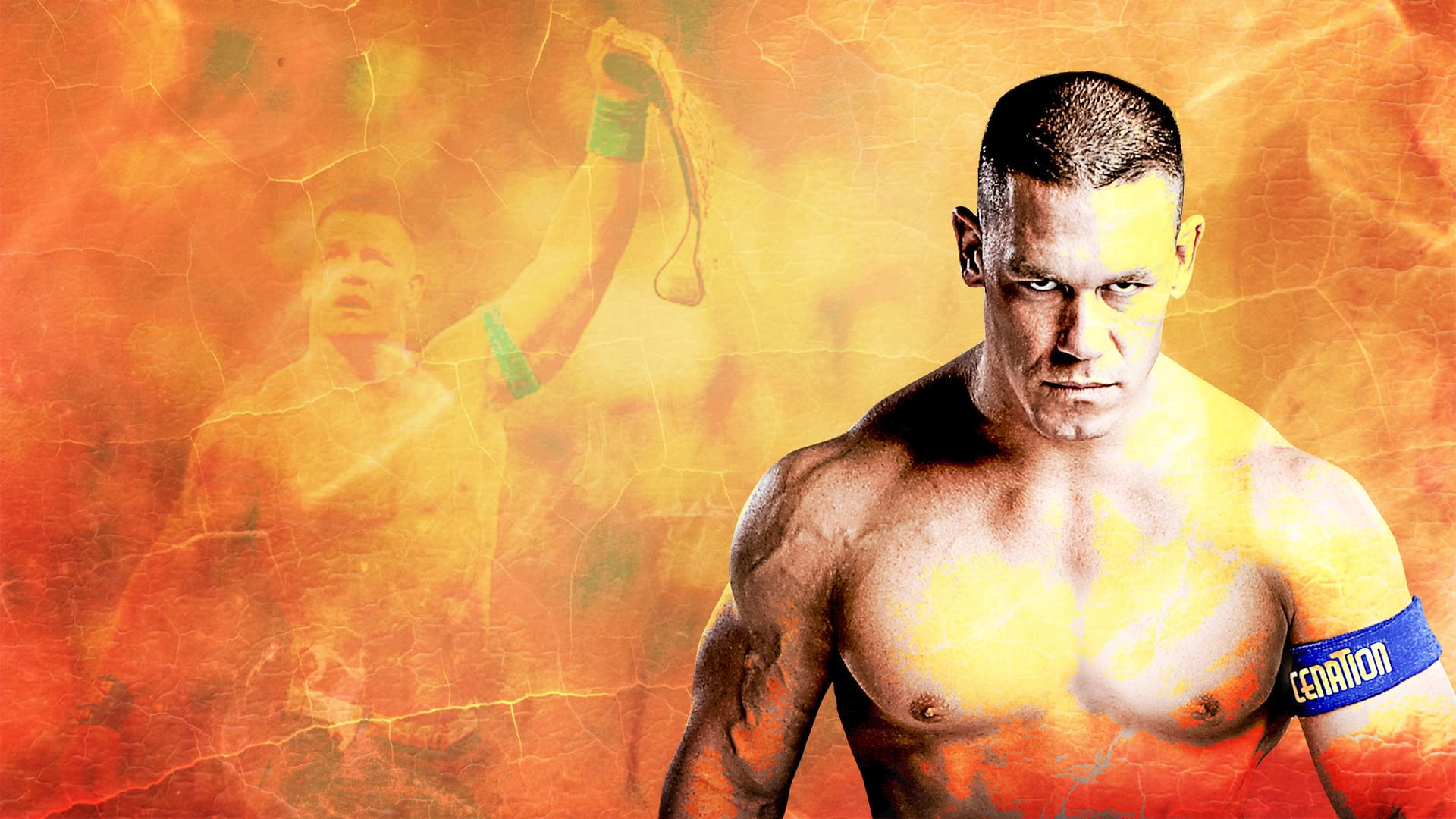 wwe wallpaper 1280x1024 jhone chena - photo #4