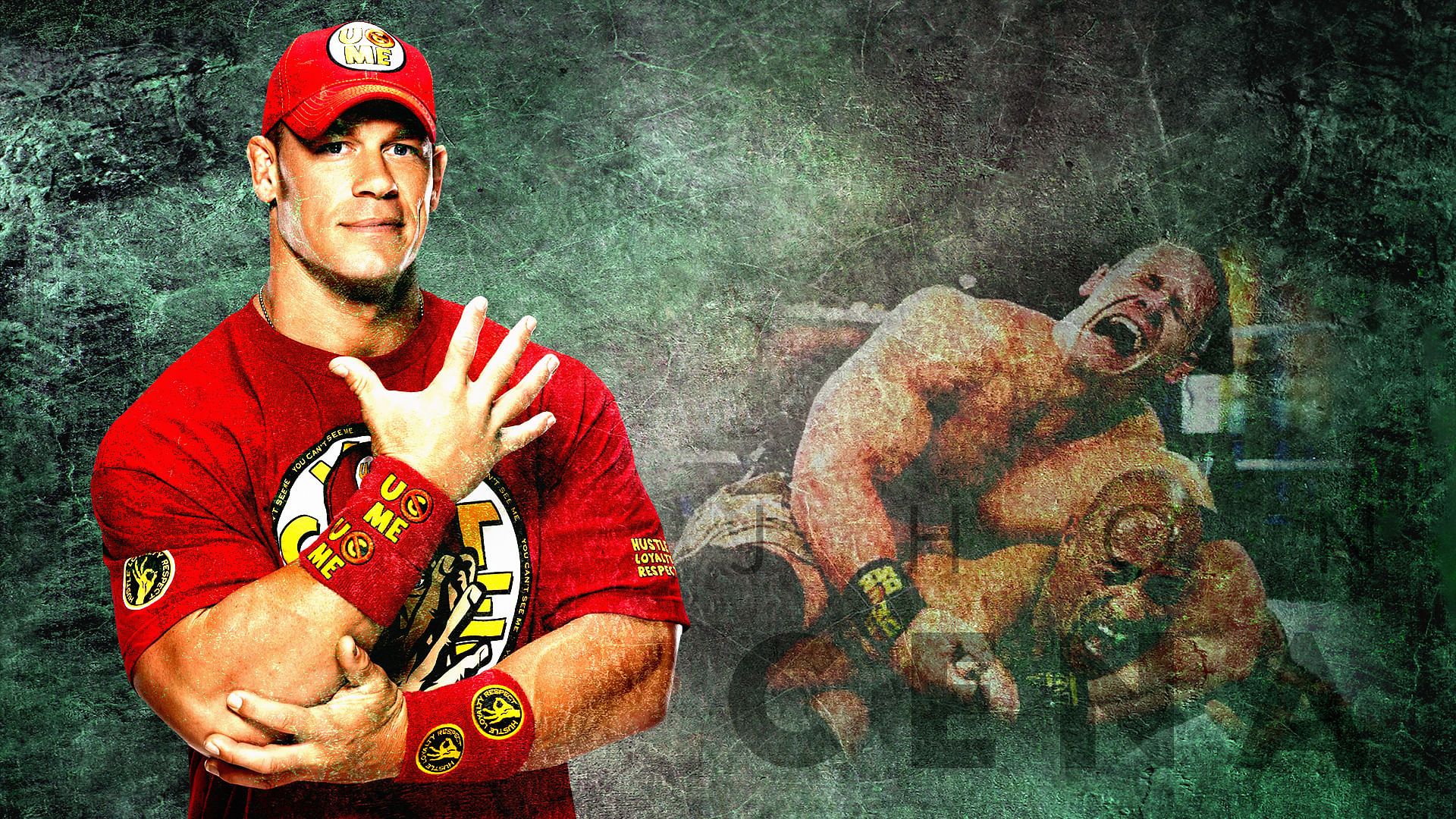 wwe wallpaper 1280x1024 jhone chena - photo #25
