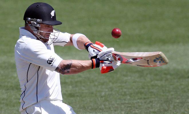 1st Test, Day 1: New Zealand v Australia