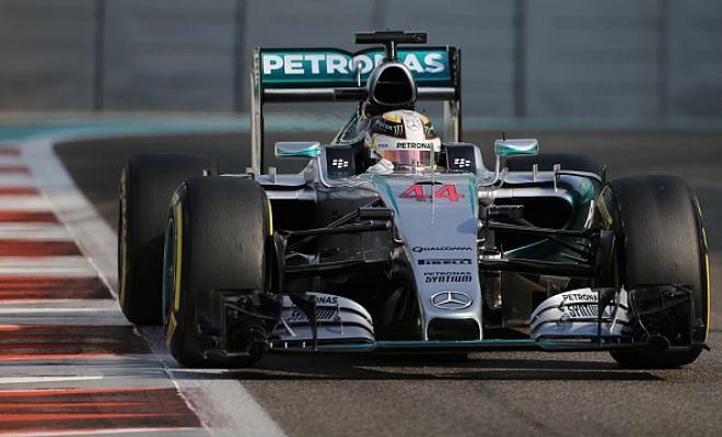 Abu Dhabi Grand Prix- Qualifying