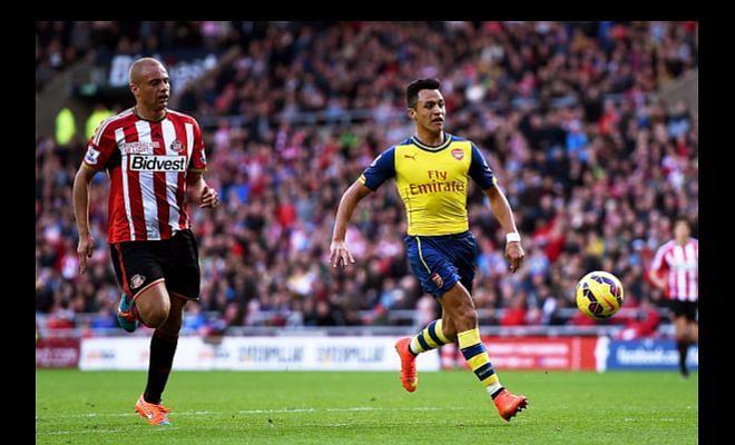 Arsenal vs Sunderland - LIVE