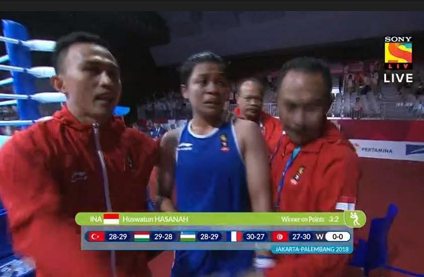 Jakarta Palembang 2020 Asian Games Recent Results.Asian Games 2018 Boxing Women S Light 60kg Quarterfinal