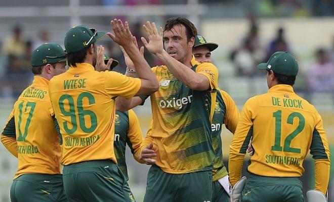 SA beat BAN by 52 runs in the 1st T20I