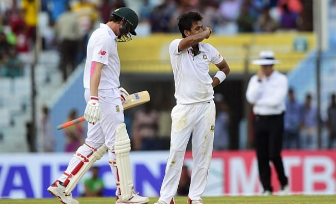 Bangladesh vs South Africa: 2nd Test, Day 1