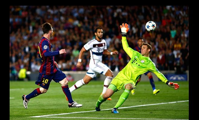 Barcelona 3-0 Bayern Munich- Twitter Reactions