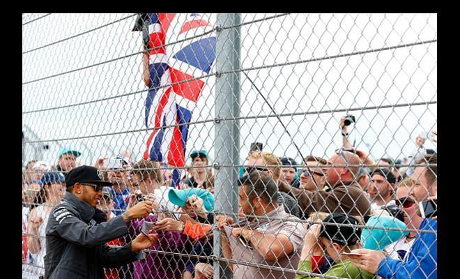British Grand Prix: Race