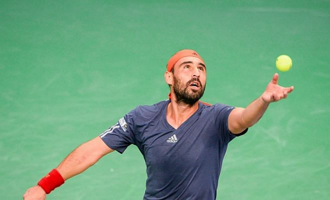 Champions Tennis League- Punjab Marshalls vs Raipur Rangers