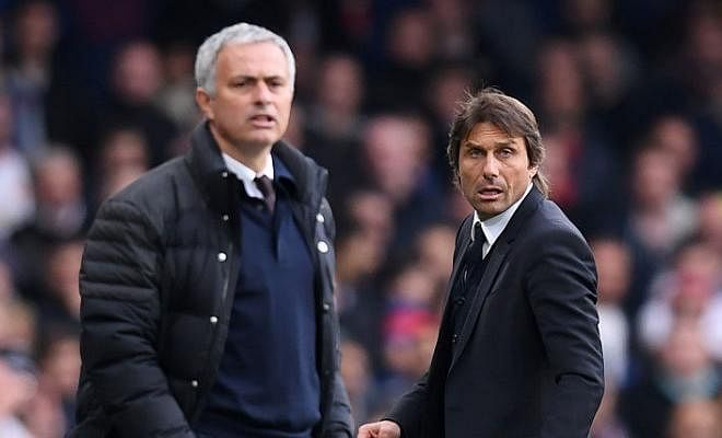 You want to know Antonio Conte's secret to success? The score is 3-0 in Chelsea's favour, and Marcos Alonso had just given the ball away. Above the insanely loud crowd at the Bridge, the Italian's voice could be clearly heard - He was yelling