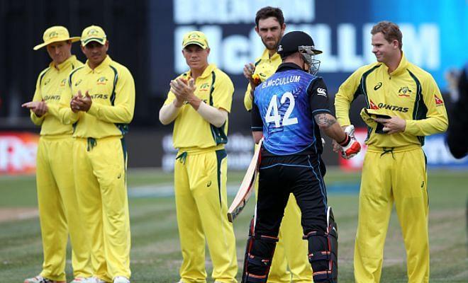 Cricket fraternity pays tribute on Brendon McCullum's ODI retirement