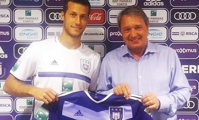 SPAJIC MOVES TO BELGIUMUros Spajic joins Anderlecht on loan from Toulouse. The player will hope to get more playing time in Belgium.