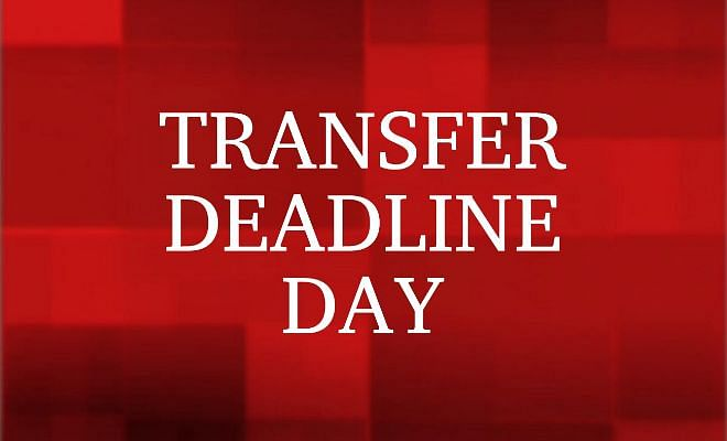 Transfer Deadline Day - Live!