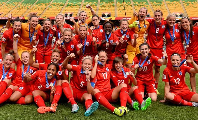 England finish third at FIFA Women's World Cup