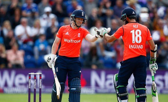 England beat Australia by 5 runs in T20I