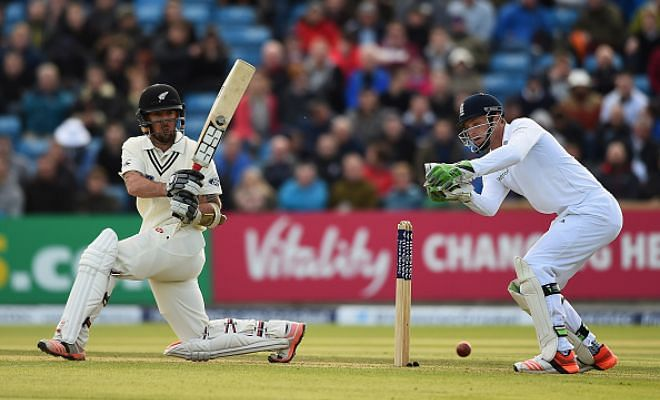 England vs New Zealand, 2nd Test, Day 2