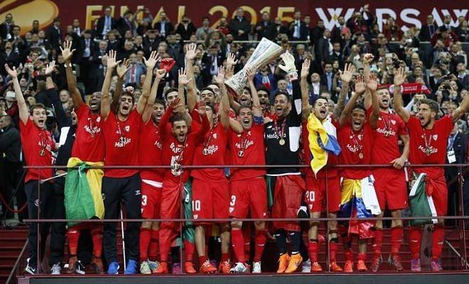 Europa League final: Dnipro 2-3 Sevilla