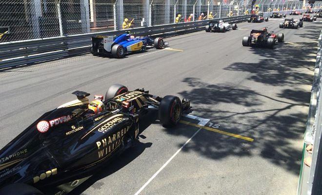 F1: 2015 Monaco Grand Prix