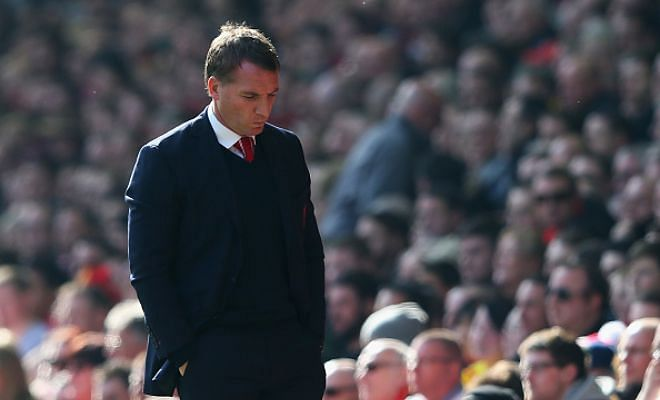 Fans call for sacking of Brendan Rodgers after Stoke win 6-1