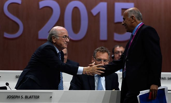 FIFA Election: Blatter re-elected for 5th term