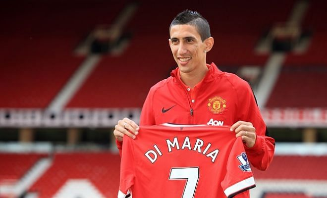 #FindingAngel - Di Maria gets trolled on Twitter
