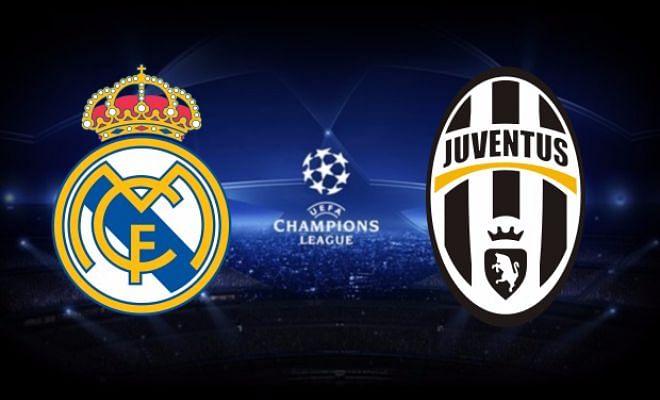 UCL Semifinal First Leg: Juventus vs Real Madrid