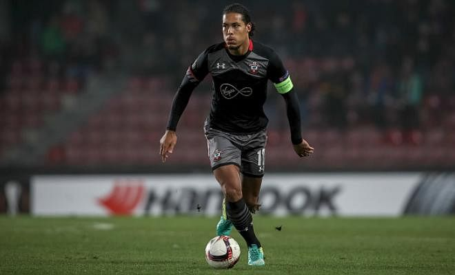 'NO NEED TO SELL VAN DIJK'Claude Puel insists Southampton can resist whatever cash is waved in front of them for Virgil van Dijk next month after reports linking him to an eye-watering £50m move to Manchester City.