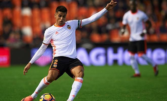 BARCELONA AGREE MOVE FOR JOAO CANCELO?Barcelona will sign Valencia full-back Joao Cancelo next summer, according to reports. The La Liga champions have been linked with Cancelo over the past few months and it appears as though they will finally land the Portuguese in June. Barca must now negotiate the final price of the player with Valencia, who are looking for a fee of around €30m.