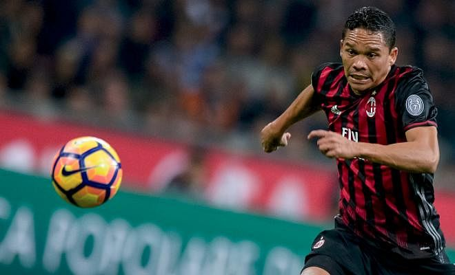 """BACCA WON'T LEAVE MILAN!Carlos Bacca will not leave AC Milan in January, according to his team-mate Suso. Bacca is on West Ham's radar as Slaven Bilic looks to bolster his attacking options in the January transfer window. """"I think so, I ask him and he tells me that he is very happy, I see him very happy. I tell you yes (he will stay), although we know that in football, everything changes from one moment to another. The truth is that the best thing for us is that he does not move,"""