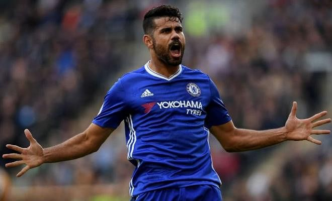 Since Boxing Day 2015, Diego Costa has had a hand in 30 goals in 28 Premier League appearances for Chelsea (20 goals, 10 assists).