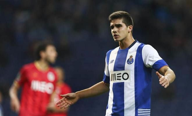 Arsenal, Chelsea, Manchester City, Manchester United and Liverpool have sent scouts to watch Porto's Andre Silva. They were immensely impressed with the player's performance in Porto's Champions League fixture against Leicester City as the striker scored a brace.