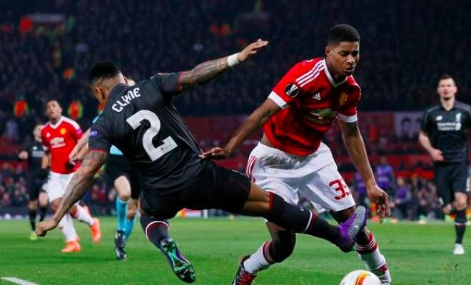 CLYNE SAYS THAT RASHFORD IS A QUALITY PLAYERLiverpool right back Nathaniel Clyne feels that Marcus Rashford can do anything he wants. He said