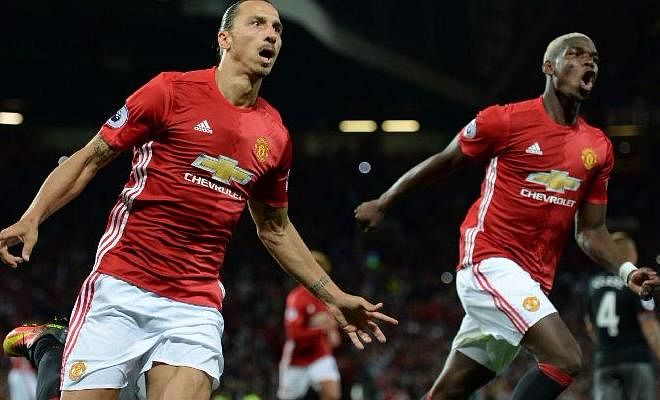 PAUL POGBA CALLS IBRAHIMOVIC HIS BIG BROTHERMan Utd midfielder hailed his fellow summer arrival by saying