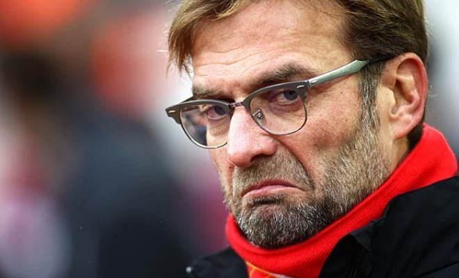 "KLOPP RUBBISHES RUMOURS THAT MOURINHO IS PAST ITLiverpool coach Jugen Klopp has rubbished rumours that Jose Mourinho is no longer a top coach. He said ""It's bulls***. No, but rubbish. Who says this? He has started badly at United?"""