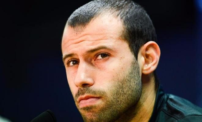 JAVIER MASCHERANO SAYS NEXT CONTRACT WILL BE HIS LASTThe defensive player has said