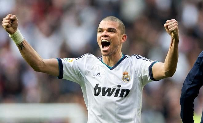 PEPE WANTS TO RETIRE AT REAL MADRIDPortuguese defender Pepe has said