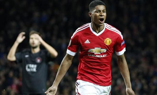 SLAVEN BILIC WANTS MARCUS RASHFORD AFTER LOSING OUT ON BATSHUAYI!West Ham boss Bilic wants to try and lure Manchester United youngster Marcus Rashford away on loan according to reports. The 19-year-old English striker has failed to adapt on the flanks and has been told to improve by Mourinho. Rashford has not scored a goal since his goal in the 4-1 victory against Leicester City. However, it is highly unlikely that United will let him leave despite the fact that he hasn't featured in the first-team on a regular basis this season.