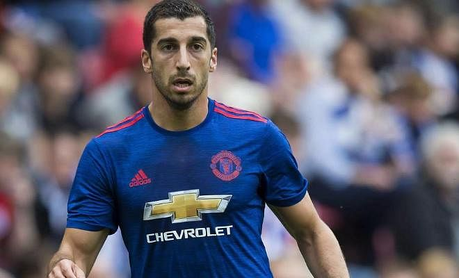 Speaking to Sky Sports, Henrikh Mkhitaryan has no regrets over joining Manchester United.