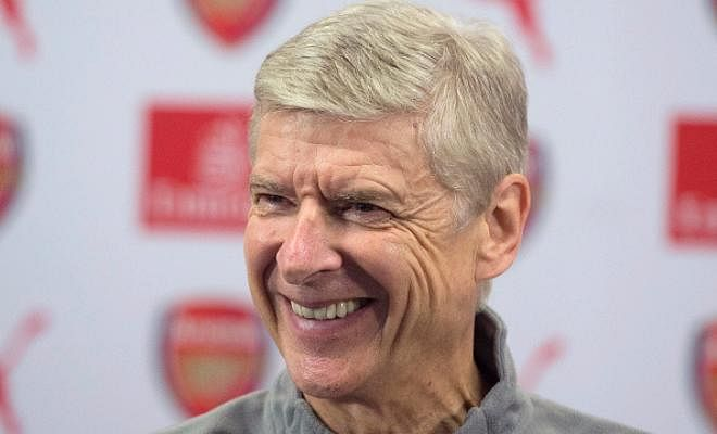 Arsene Wenger open to taking up the England job! It will be really interesting to see how the Frenchman handles the pressures of an international job.