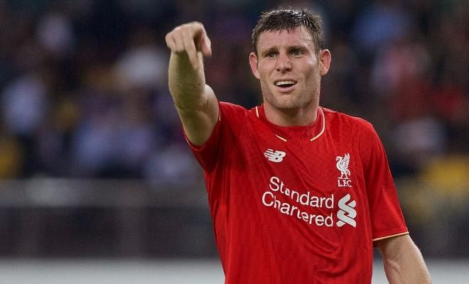 JAMES MILNER SAYS THAT HE WOULD STRUGGLE TO BREAK INTO THE ENGLAND XILiverpool utility man James Milner thinks that his decision to retire from international football was the right one and thinks that he would not start for the national team anyway. He said