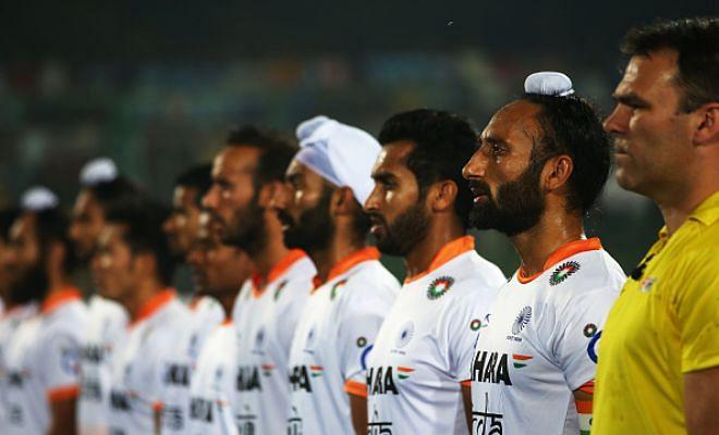 Hockey World League Final-India vs Germany