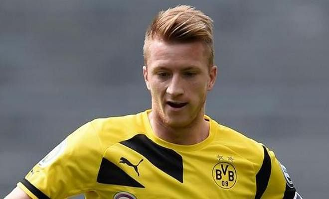 WENGER PLOTS REUS BIDThe French Manager wants to bring in Marco Reus to replace Mesut Ozil if the Arsenal man does not accept a new contract. Ozil's deal runs out in 2018, and if a new contract is not signed soon, Wenger is ready to dispose of Ozil and replace him with his compatriot Reus.