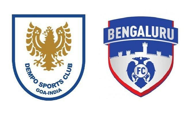I-League: Dempo 1-1 Bengaluru FC
