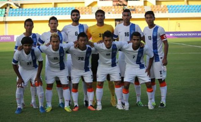 India U19 1-0 Felda United FC
