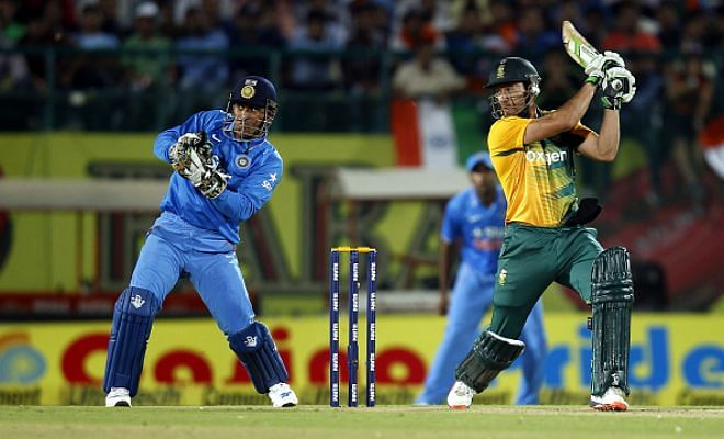 South Africa beat India by 6 wickets in 2nd T20I