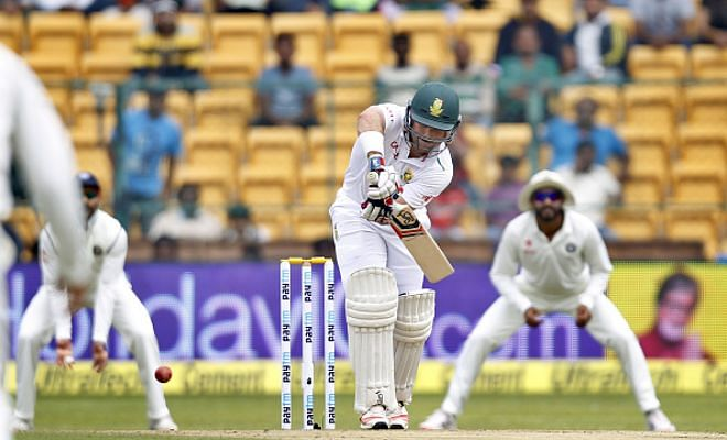 South Africa end Day 2 at 32/2, needing 278 runs to win