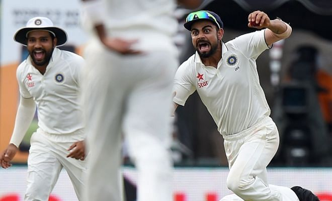 India win Test series: Twitter reactions