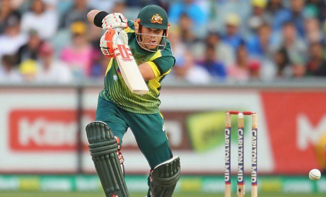 Australia beat Ireland in the one-off ODI