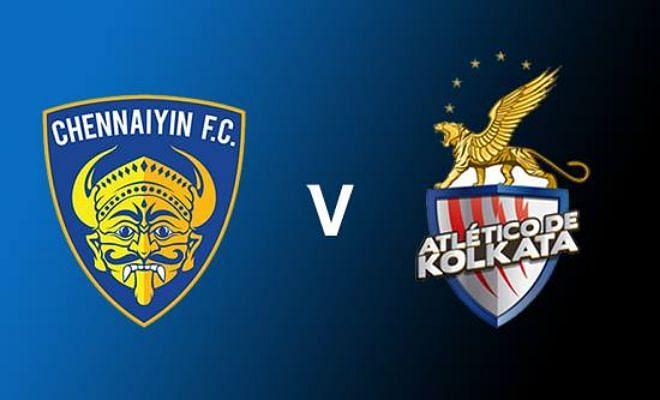 ISL-2015: Chennaiyin FC 2-3 Atletico de Kolkata