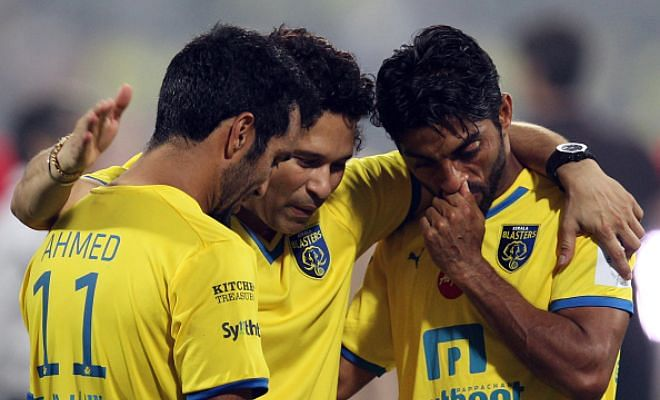ISL 2015: Kerala Blasters 3-1 NorthEast United