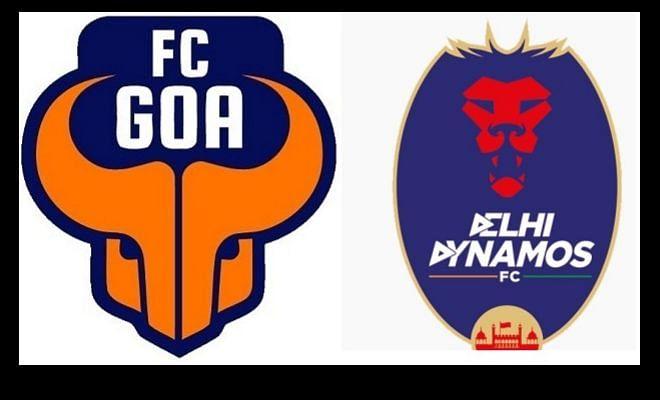 ISL: FC Goa vs Delhi Dynamos
